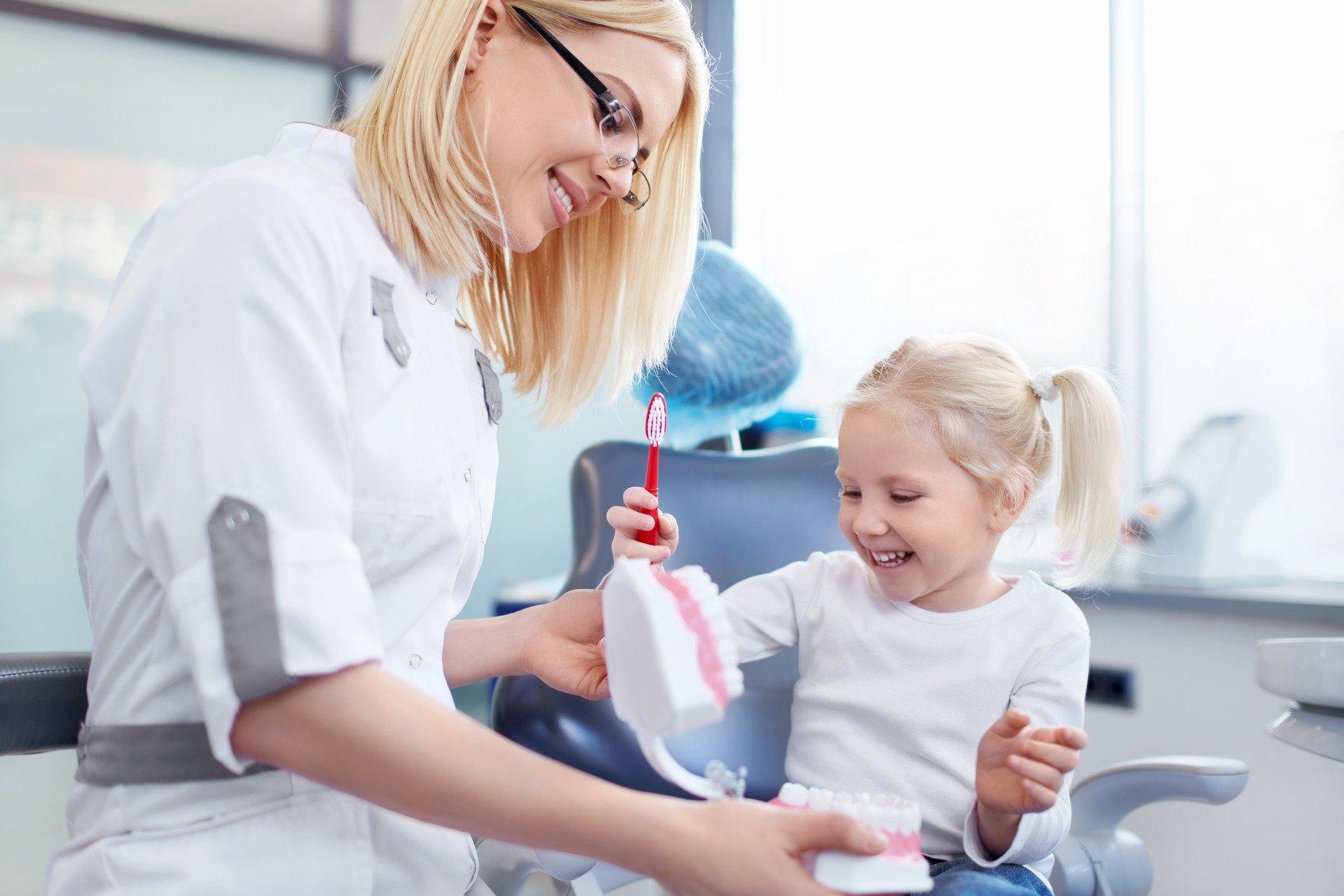 Tandlæge i Horsens - Klinik for tandsundhed - Barn